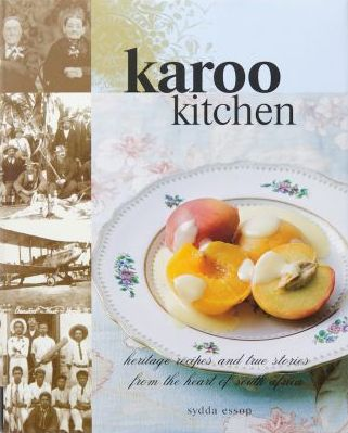 Cover of Sydda Essop's book 'Karoo Kitchen'